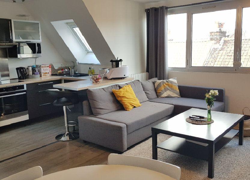 Appartement à louer 48.08m2 à Tourcoing