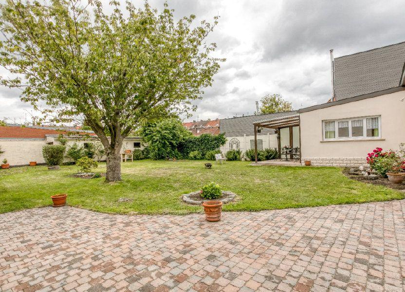 Maison à vendre 107.65m2 à Tourcoing