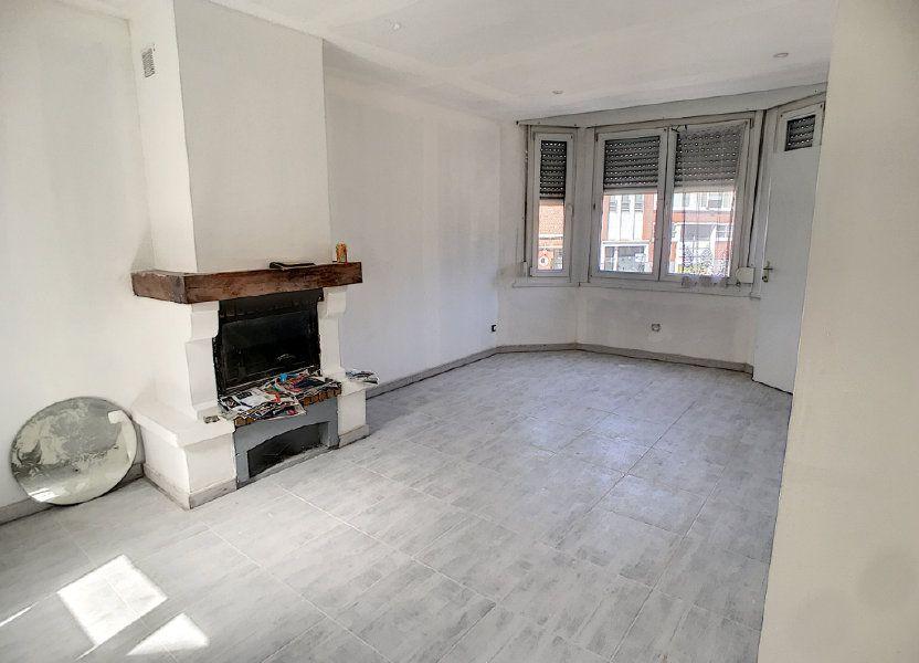Maison à vendre 85.9m2 à Tourcoing
