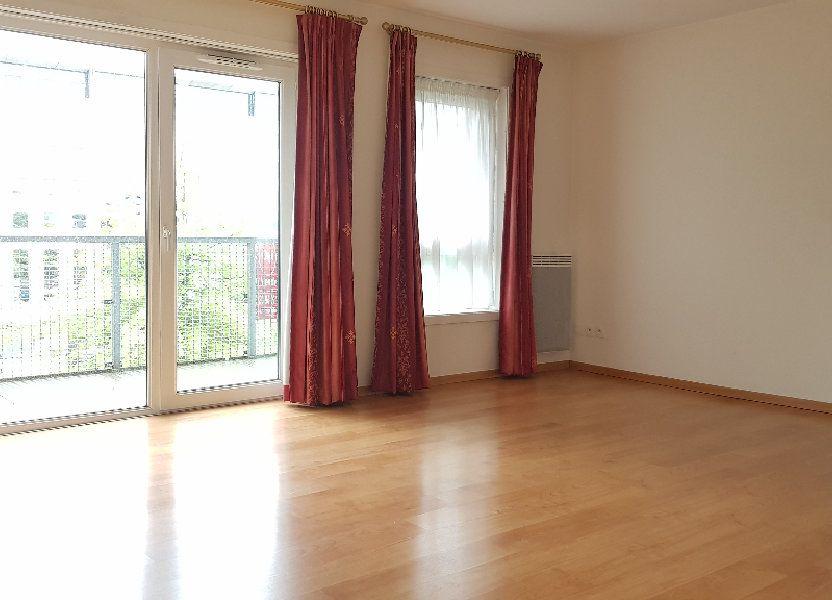 Appartement à louer 46.45m2 à Roubaix