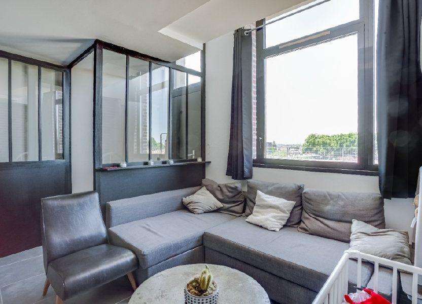 Appartement à vendre 87.82m2 à Tourcoing