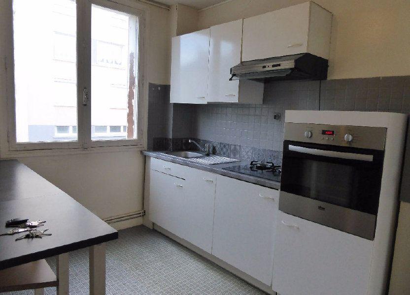 Appartement à louer 66.35m2 à Limoges