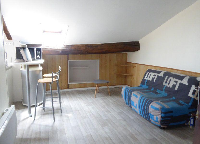 Appartement à louer 14.91m2 à Limoges
