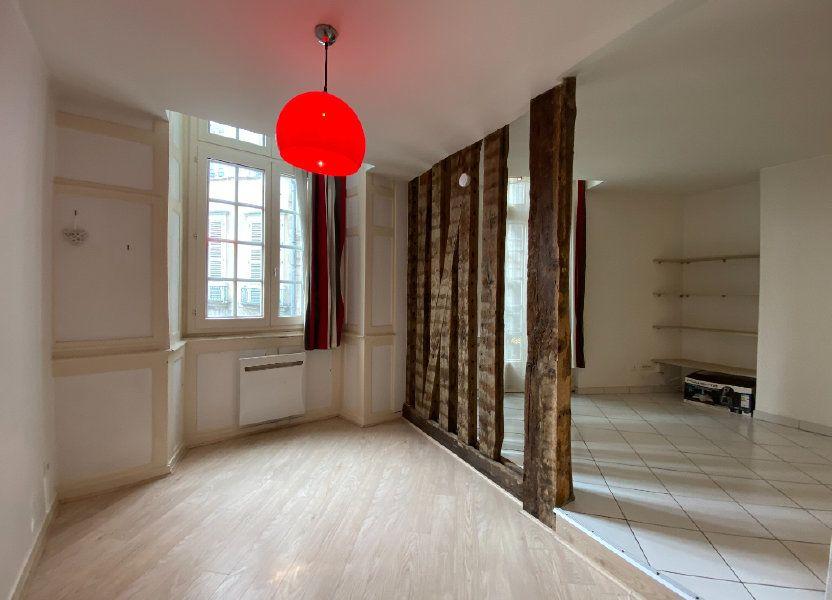 Appartement à louer 45.58m2 à Limoges