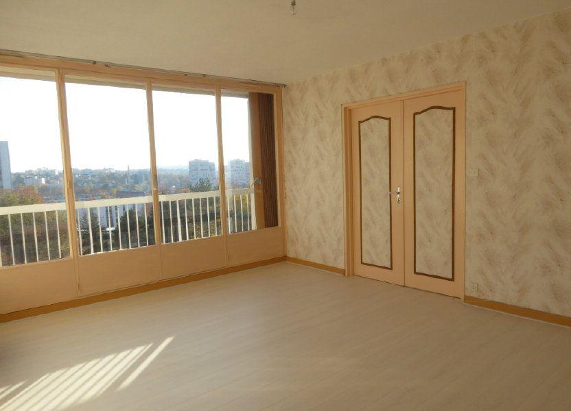 Appartement à louer 66.52m2 à Limoges
