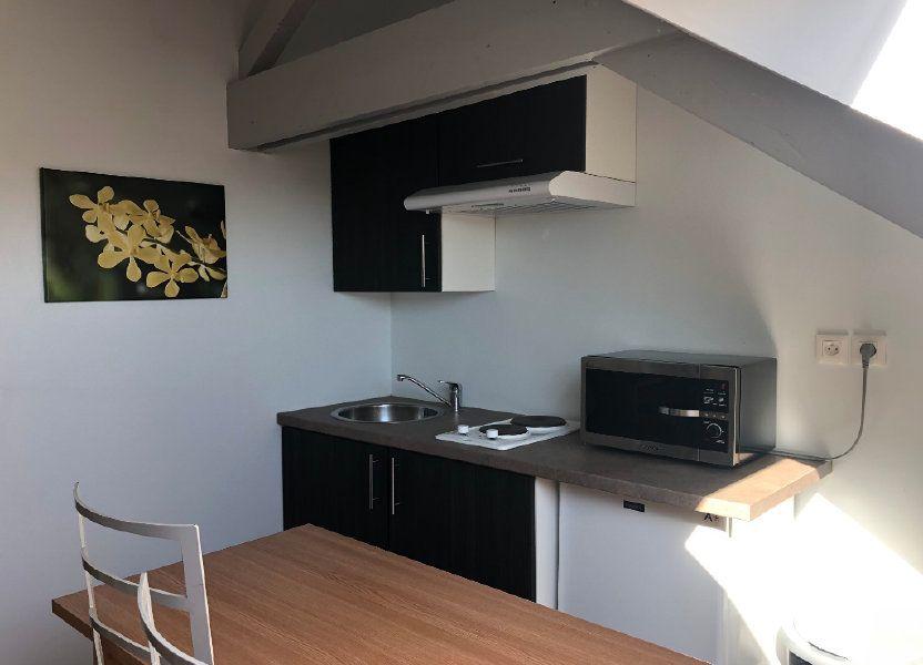 Appartement à louer 12.27m2 à Limoges