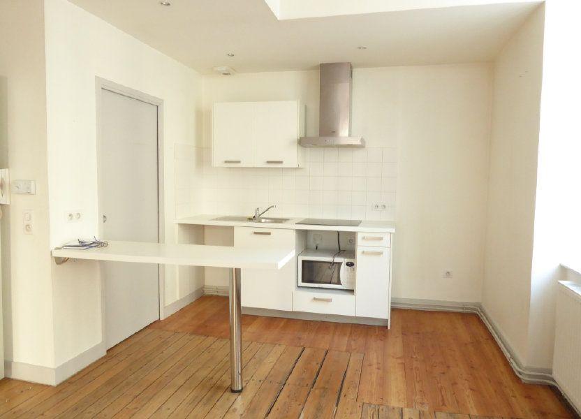 Appartement à louer 77.2m2 à Limoges