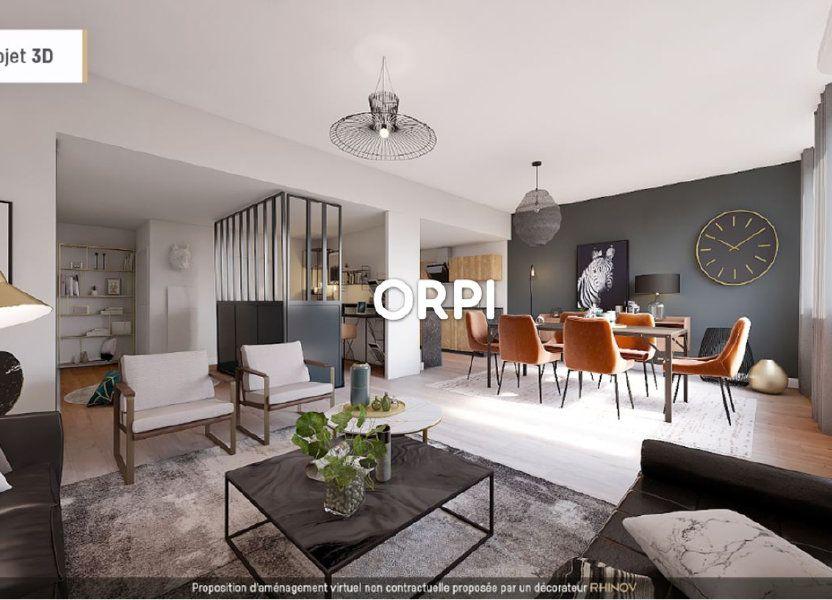 Appartement à vendre 100m2 à Limoges