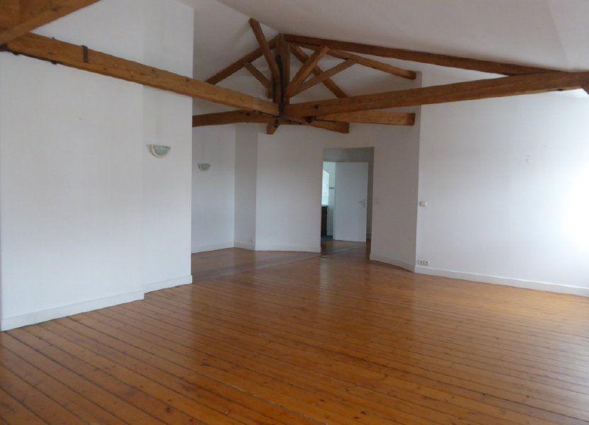Appartement à louer 114.78m2 à Limoges