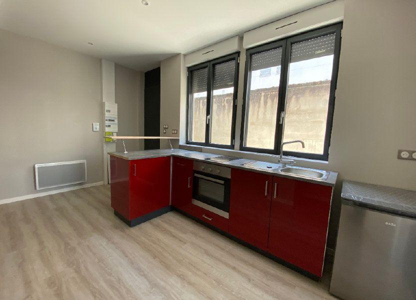 Appartement à louer 24.56m2 à Limoges