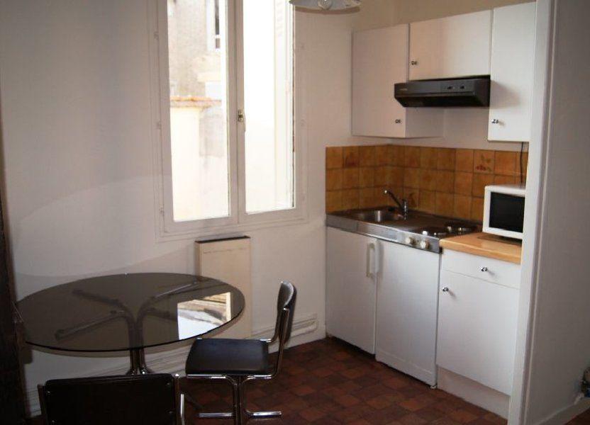 Appartement à louer 28.38m2 à Reims