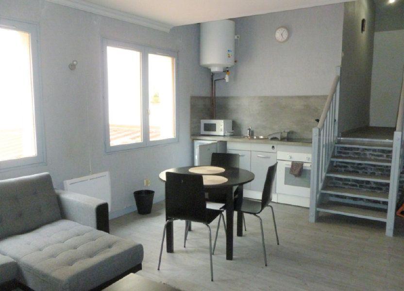Appartement à louer 29m2 à Reims