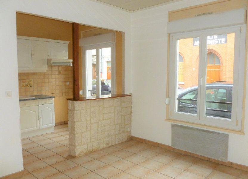 Appartement à louer 46m2 à Reims