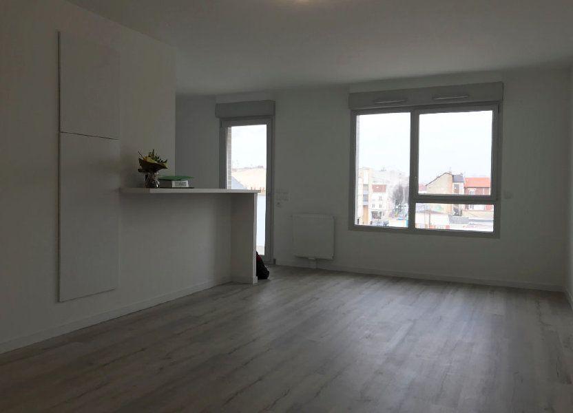 Appartement à louer 36.8m2 à Reims