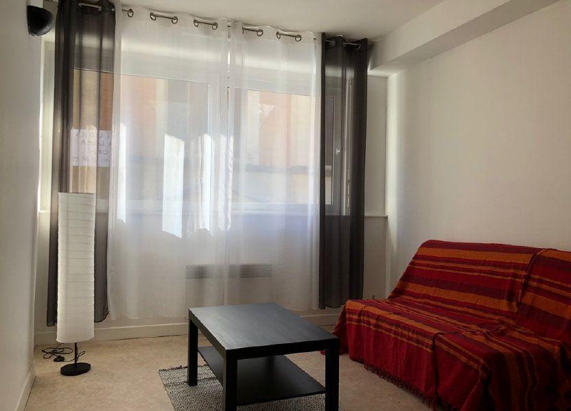 Appartement à louer 22.49m2 à Reims