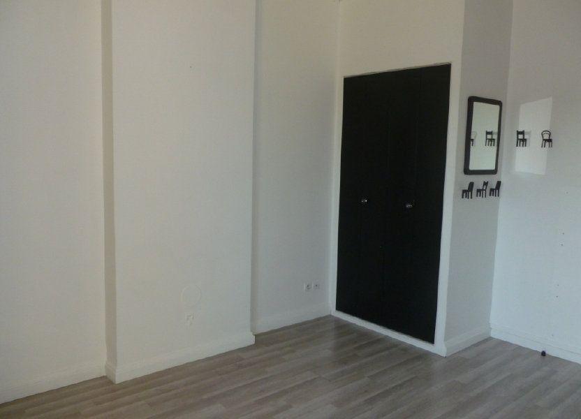 Appartement à louer 24.72m2 à Reims