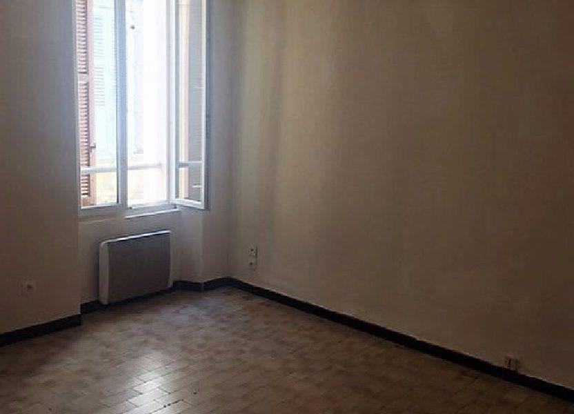 Appartement à louer 28m2 à La Seyne-sur-Mer