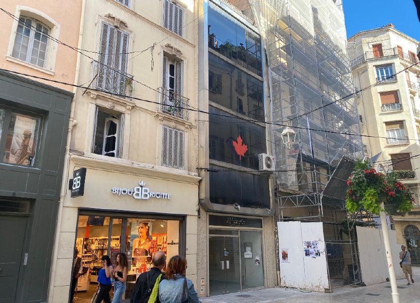 Immeuble à vendre 260m2 à Toulon