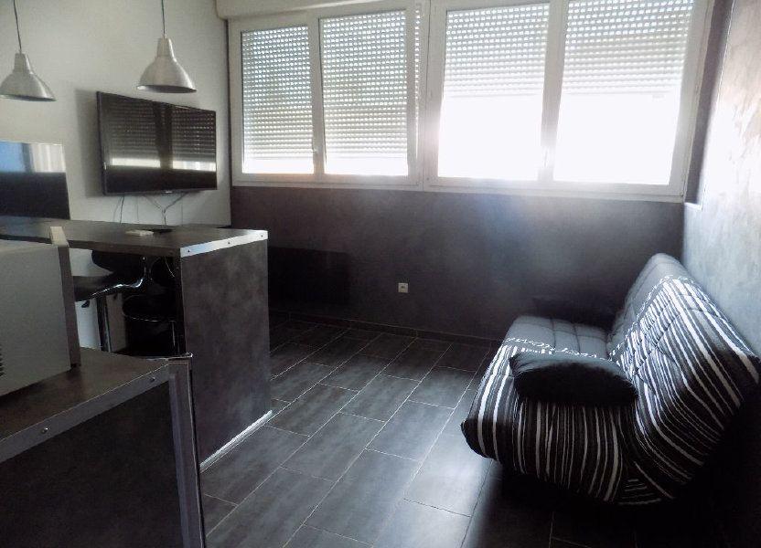 Appartement à louer 21.15m2 à Calais