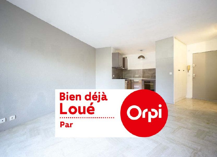 Appartement à louer 47.45m2 à Mandelieu-la-Napoule