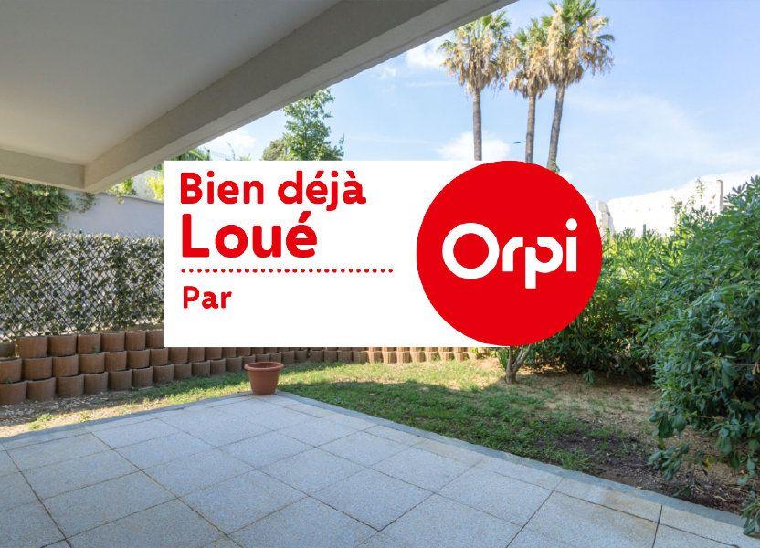 Appartement à louer 42.05m2 à Mandelieu-la-Napoule