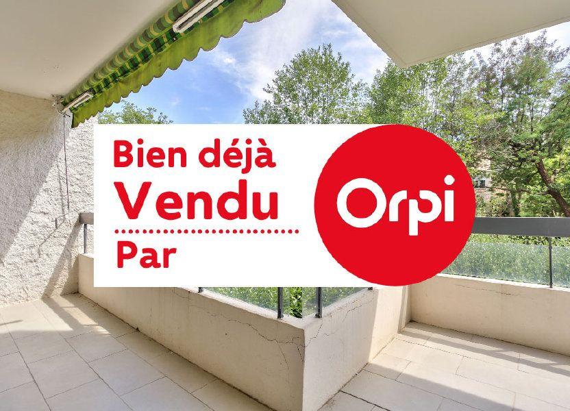 Appartement à vendre 55.89m2 à Mandelieu-la-Napoule