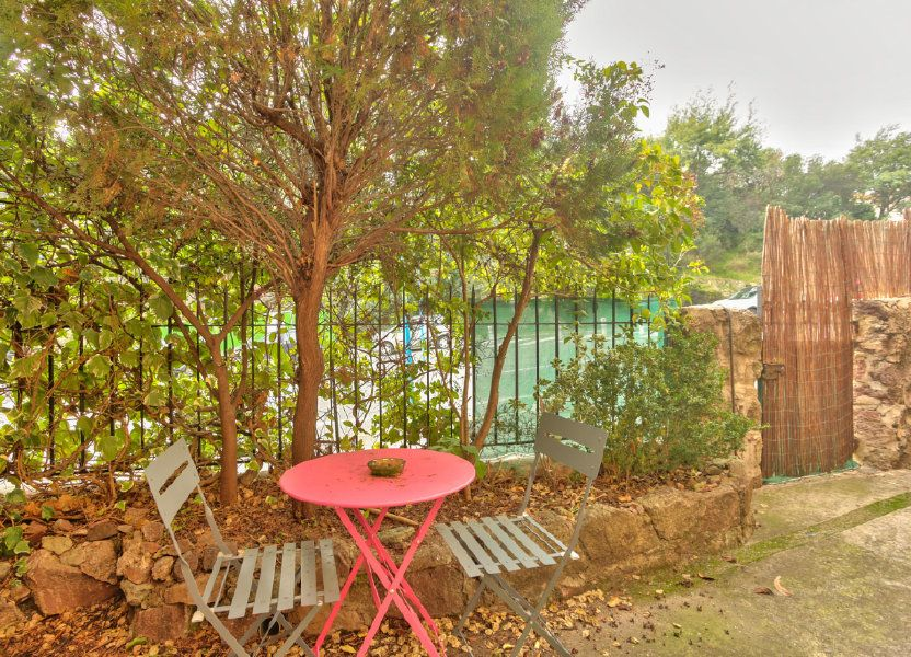 Appartement à louer 33.43m2 à Mandelieu-la-Napoule
