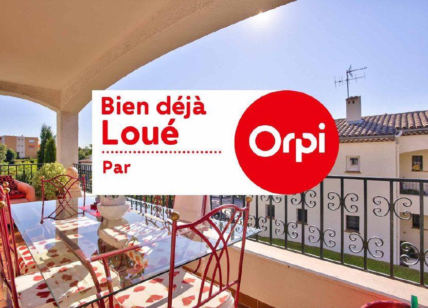 Appartement à louer 57.68m2 à Mandelieu-la-Napoule