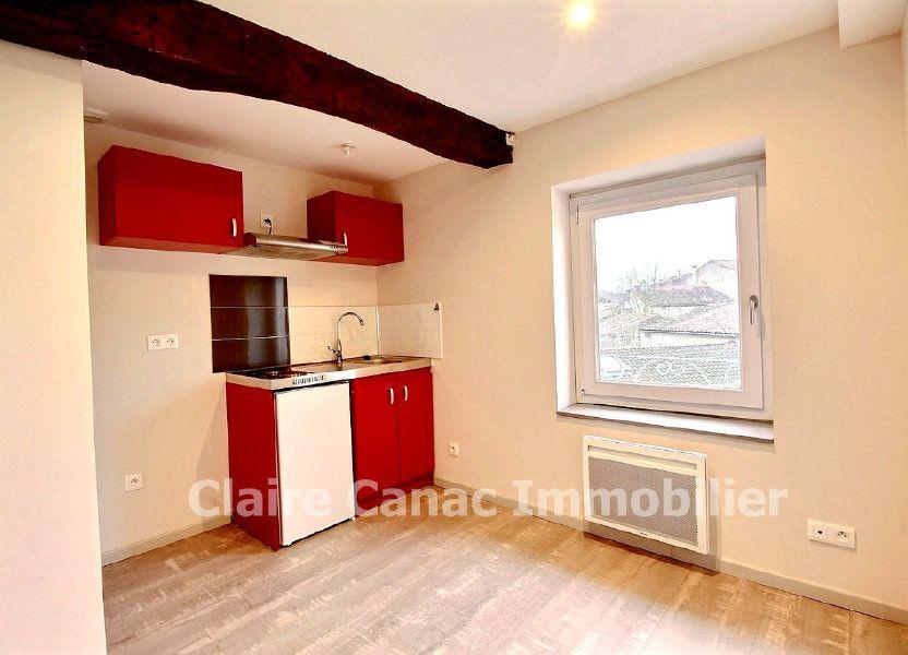 Appartement à louer 25.65m2 à Castres