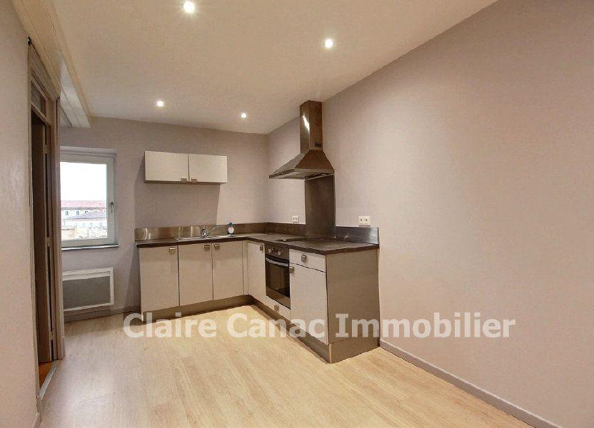 Appartement à louer 36.05m2 à Castres