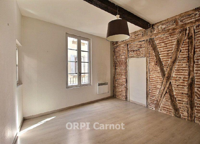 Appartement à louer 30.12m2 à Castres