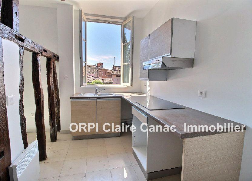 Appartement à louer 45.4m2 à Lavaur