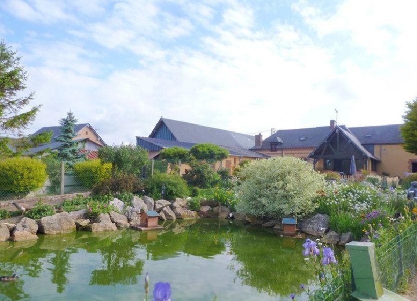 Maison à vendre 282.75m2 à Gournay-en-Bray