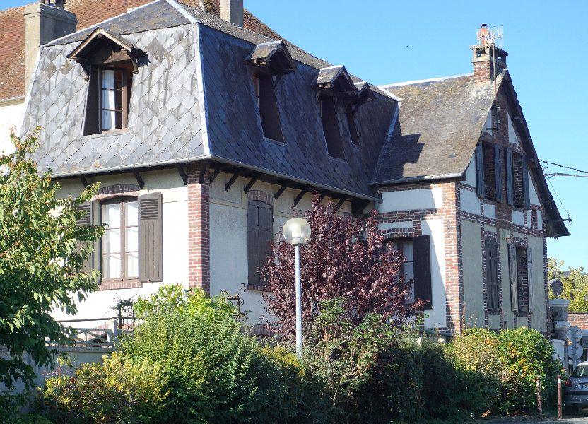 Maison à vendre 172.5m2 à Gournay-en-Bray