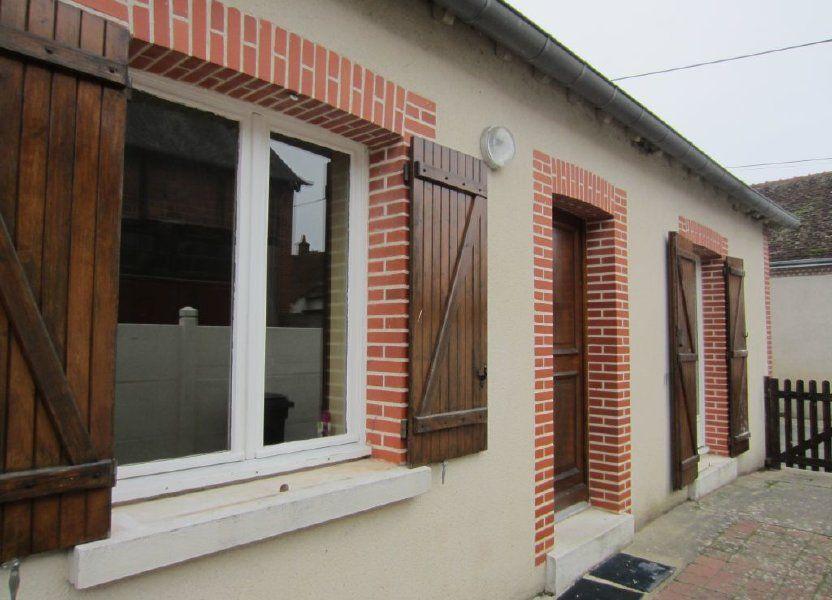 Maison à louer 77m2 à Villefranche-sur-Cher