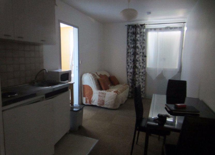 Appartement à louer 24.4m2 à Romorantin-Lanthenay