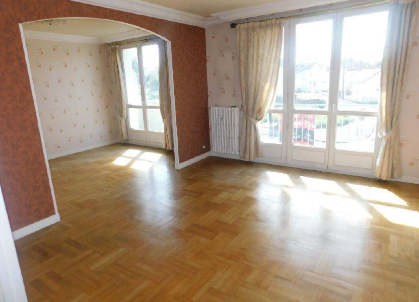 Appartement à louer 65.91m2 à Limoges