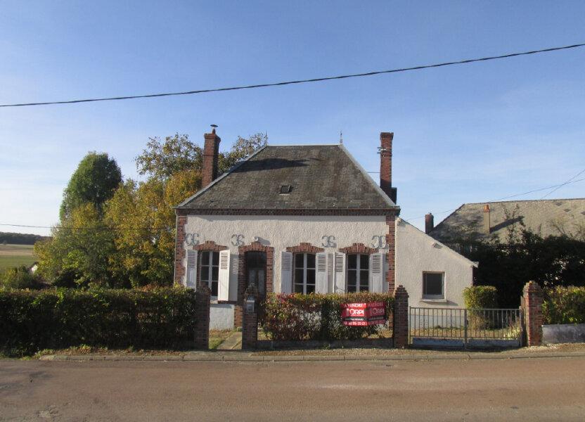 Maison à vendre 63m2 à Melleroy
