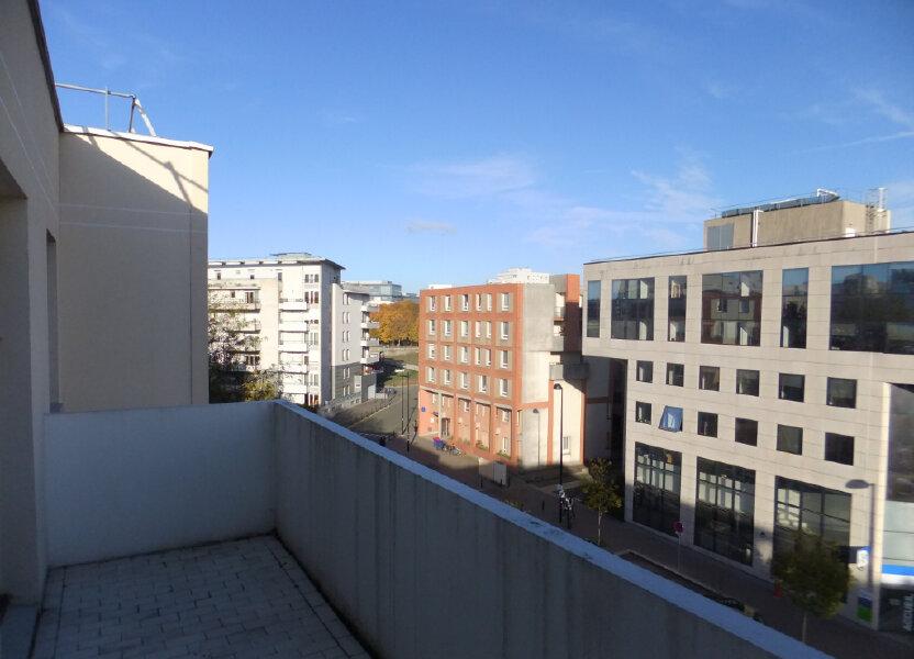 Appartement à louer 63.13m2 à Montigny-le-Bretonneux