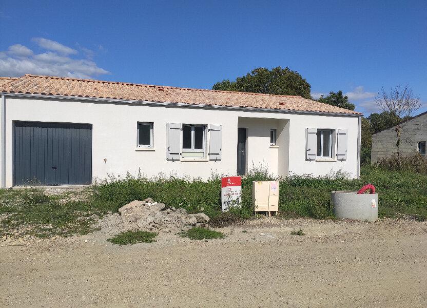 Maison à louer 110m2 à Breuil-Magné