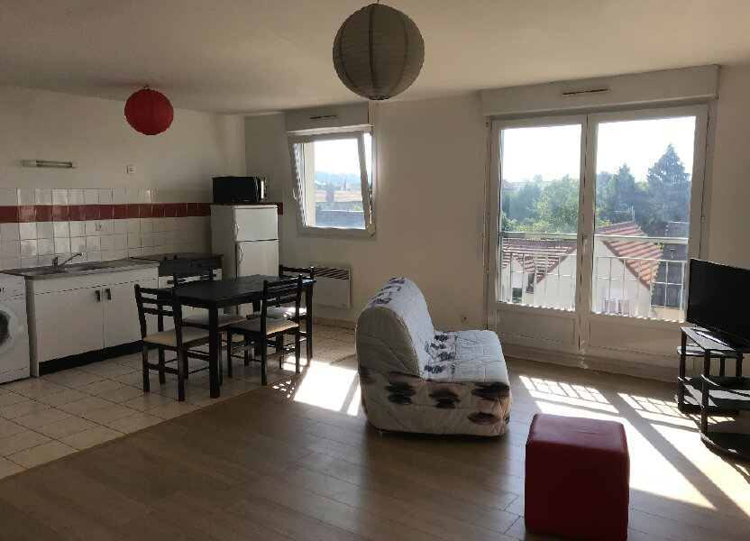 Appartement à louer 37.09m2 à Villers-Cotterêts