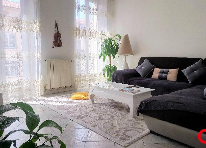 Appartement à vendre 78.77m2 à Marseille 8