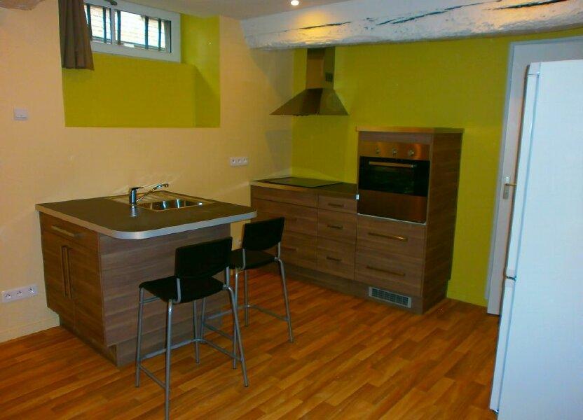 Appartement à louer 32.86m2 à Argentan