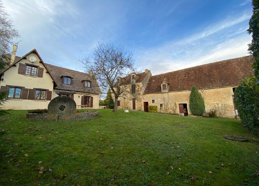 Maison à vendre 152.5m2 à Villy-lez-Falaise