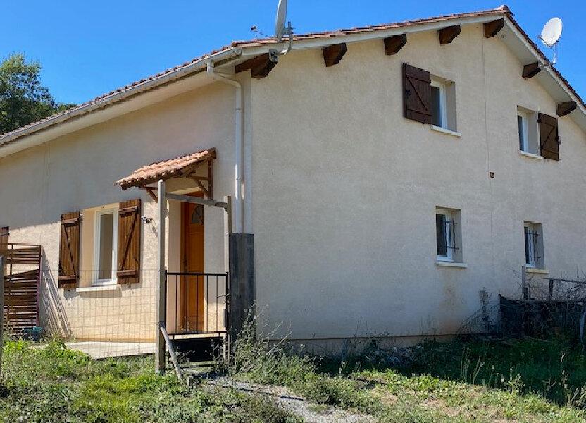 Maison à louer 55m2 à Grun-Bordas