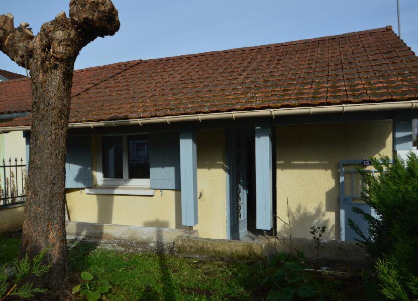 Maison à louer 57m2 à Boulazac