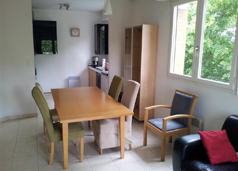 Appartement à louer 45.4m2 à Valenciennes