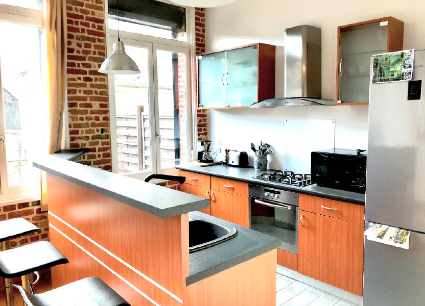 Appartement à louer 96.07m2 à Valenciennes