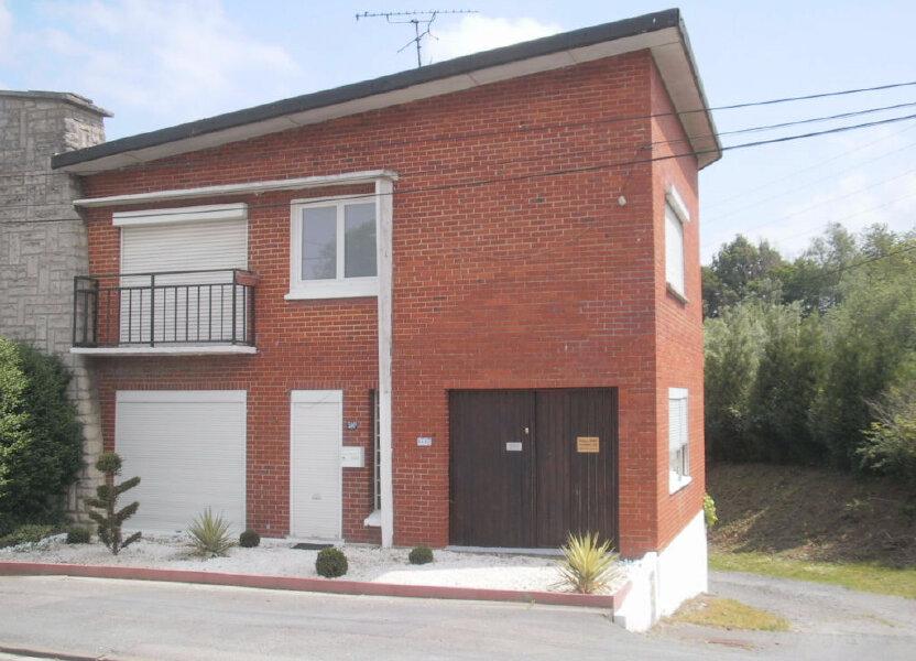 Maison à louer 119m2 à Maubeuge