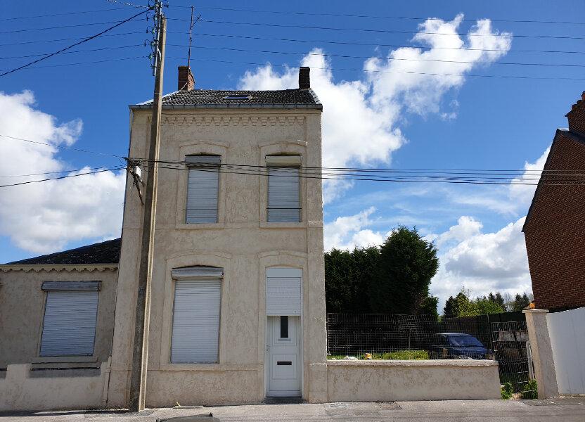 Maison à vendre 115m2 à Jeumont